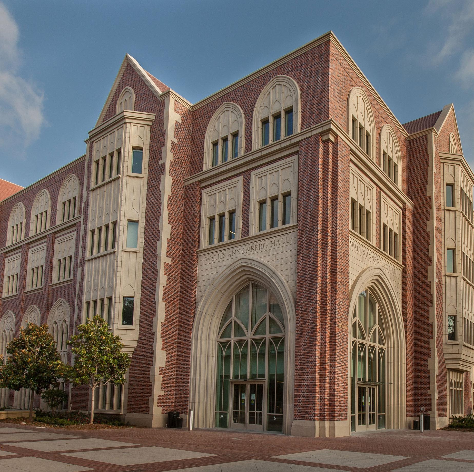 Wallis Annenberg Hall at USC